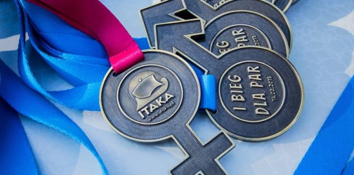 Pomiar czasu - ProTempo - pamiątkowe medale