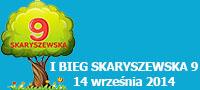 I Bieg Skaryszewska 9